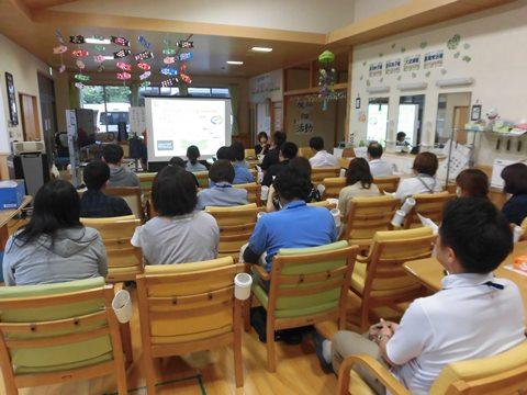 友結 ISO勉強会、開催しました。