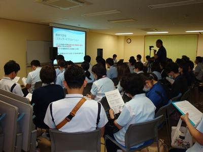川西湖山病院「標準予防策と適切な個人防護用具(PPF)の使用について」