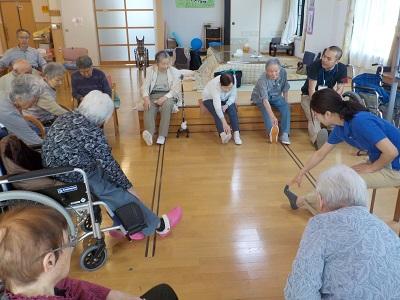 楓の家 運動教室
