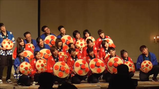 動画【緑愛会】フレッシャーズフェス2017【湖山医療福祉グループ】