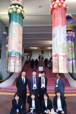 湖山病院訪問看護ステーション「第25回日本慢性期医療学会への参加」