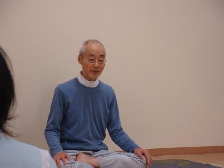 川西湖山病院 「第2回リラクゼーションヨーガ教室」