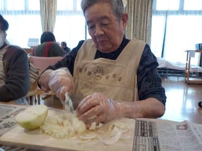 楓の家 男の料理「とうふのおかず揚げ」