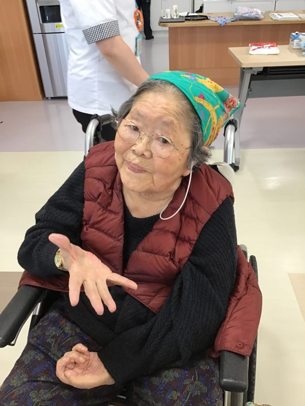 【通所リハビリ オー・ド・エクラ】笑顔いっぱい、お腹いっぱい☆芋煮会①