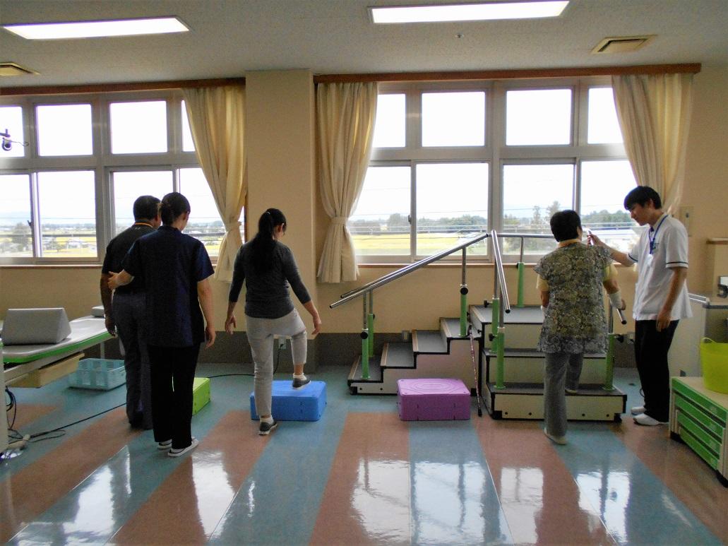 川西湖山病院 リハビリテーション科「こやまハツラツ教室~2回目~」