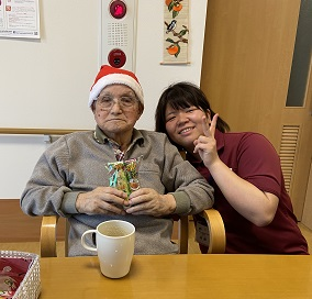 ★湖山ケアサービス米沢★ メリー!クリスマス!!