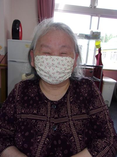 デイサービスセンターかがやき 『6/23(火)マスク作りをしました!』