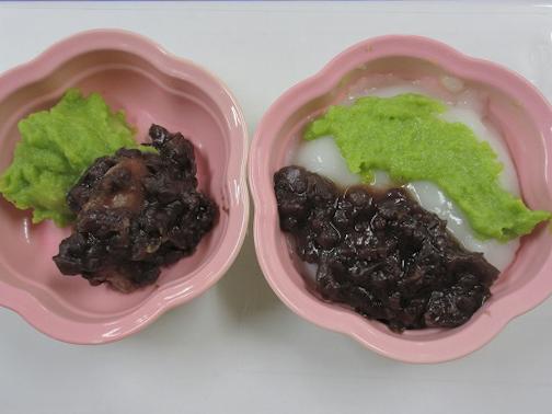 川西湖山病院 栄養科「10月のお茶会」