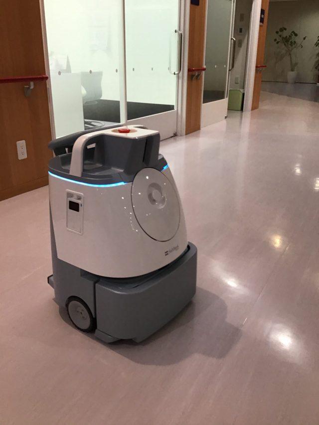 オードエクラ「ロボット掃除機!」