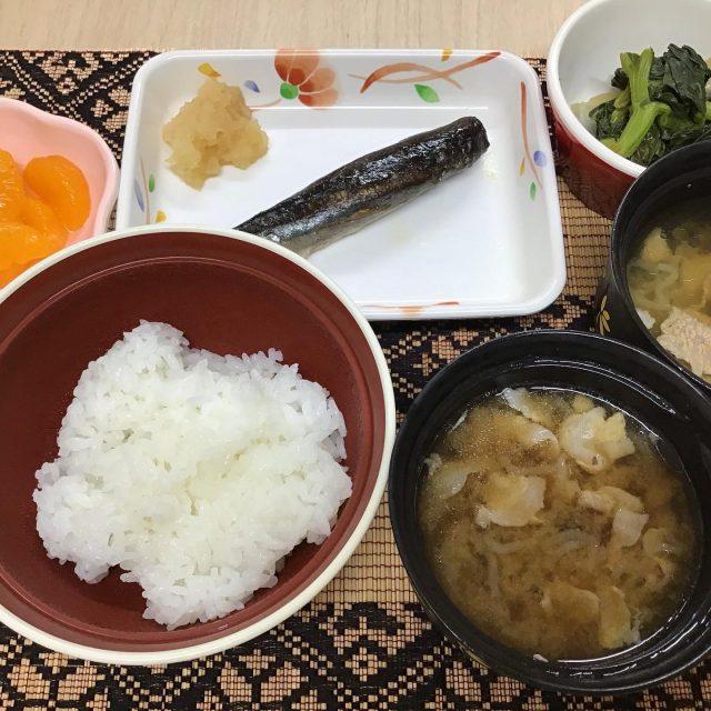オードエクラ「選択食:芋煮!」