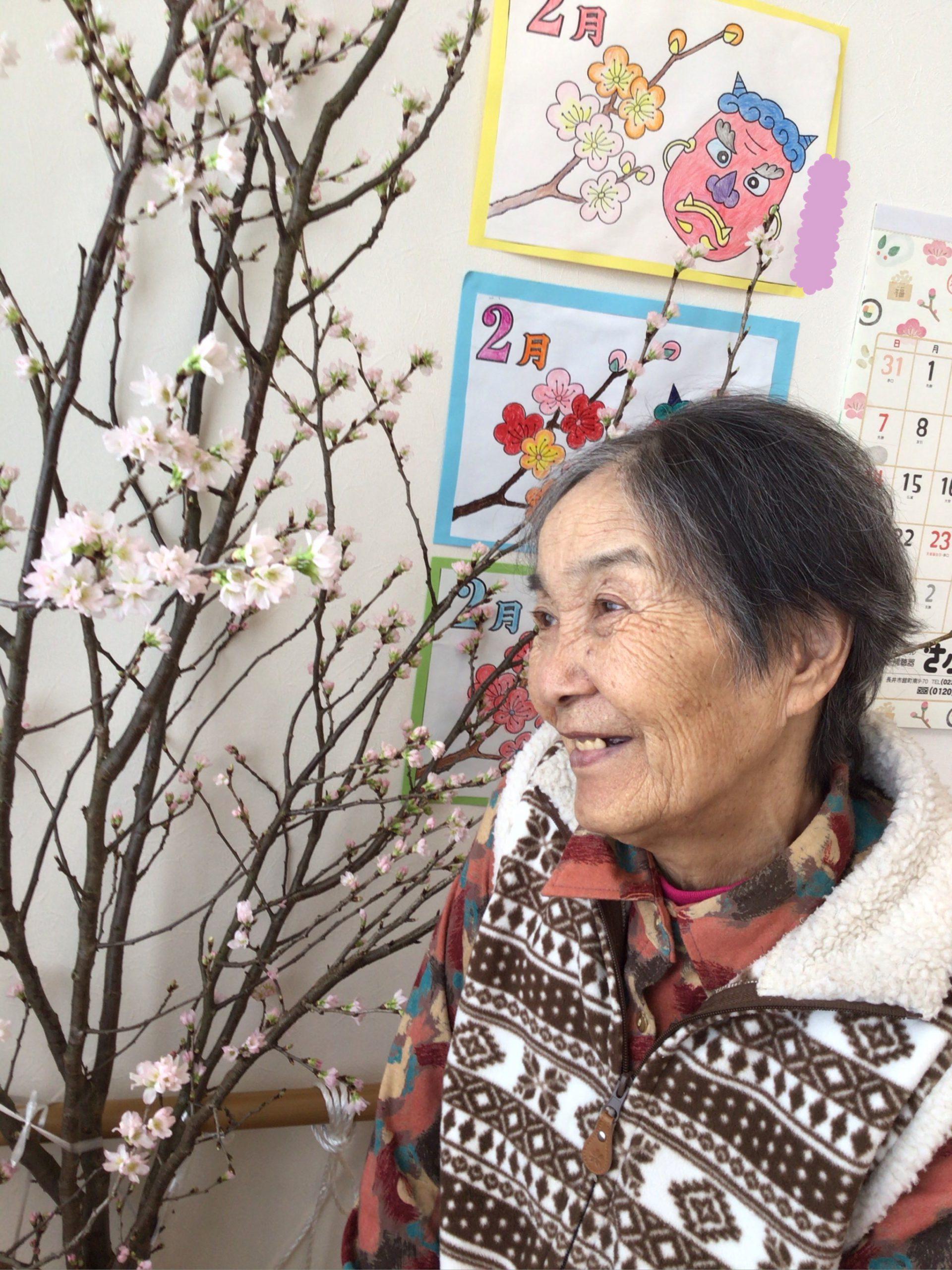 ⭐️湖山ケアサービス米沢⭐️春の訪れ…🌸