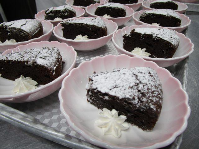 オードエクラ「手作りガトーショコラ」