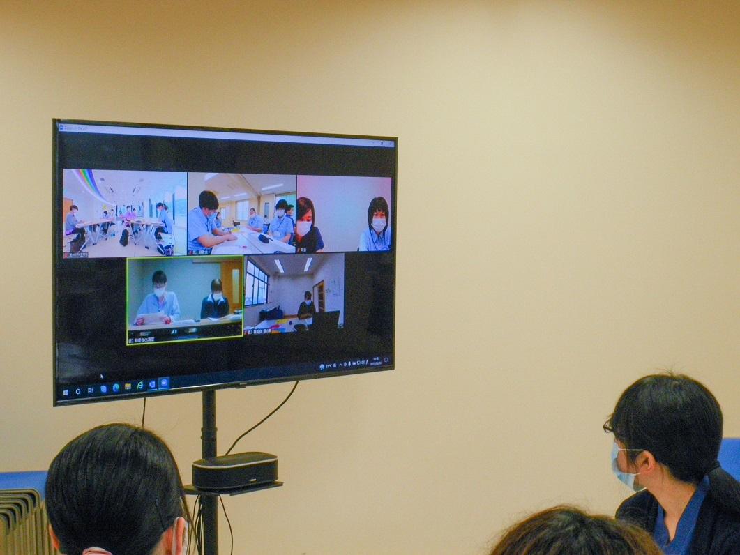 川西湖山病院 看介護部「2年目フォローアップWEB研修」