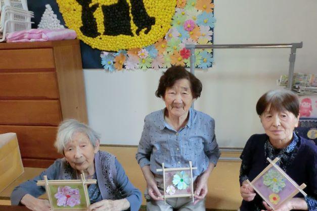 楓の家 手芸クラブ~秋の工作🍁①~